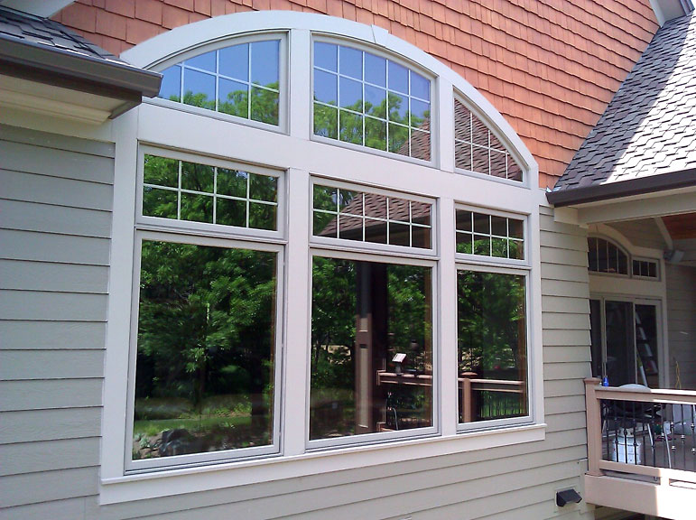 Xtreme Exteriors home improvement project - stunning new siding windows for homeowner