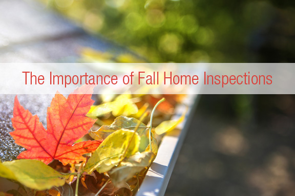 How Your Home Benefits From A Fall Inspection