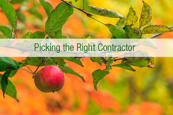 Finding the Right Contractor for Your Home Improvement Projects